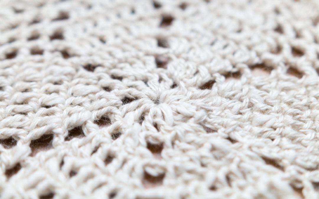 Crochet Vintage : Tuto de l'hexagone pétale