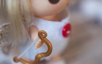 The Serial Crocheteuses n°365 / Au fils des saisons avec Koshka n°2