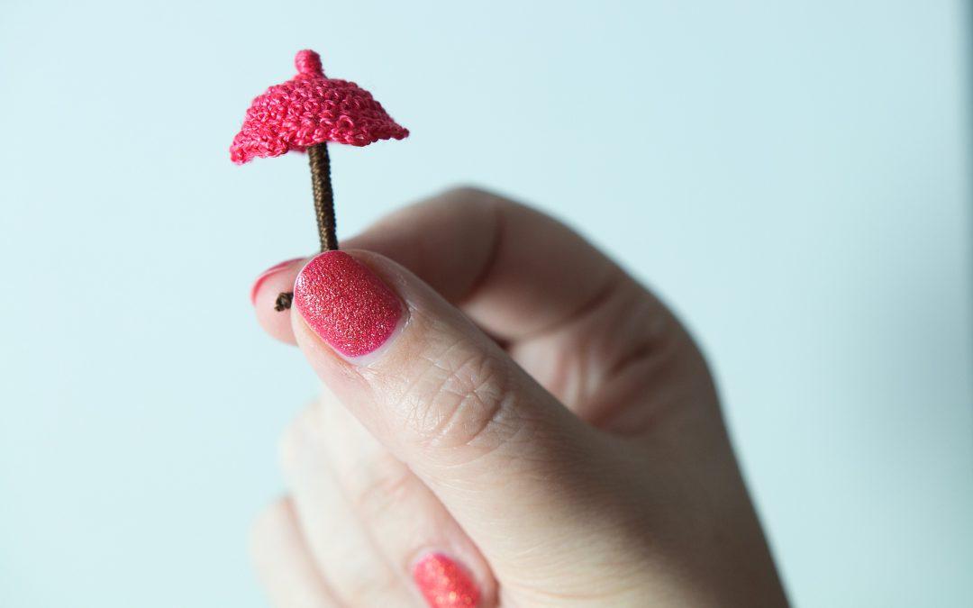 The serial crocheteuses & more n° 364 : La pluie.